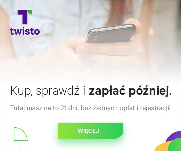 kup teraz zapłać później z Twisto