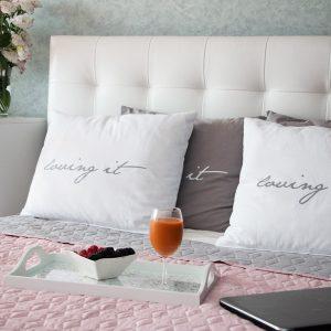 POSZEWKA na poduszkę ozdobna 50x60 ozdobna
