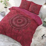 POŚCIEL czerwona mandala Pure Cotton Katinka Pink 200x220