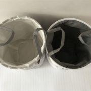 Kosz na zabawki SCANDI SŁOŃ z podszewką worek pojemnik
