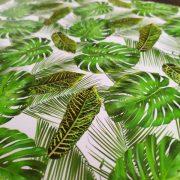Podkładka liście monstery mata na stół tropikalna