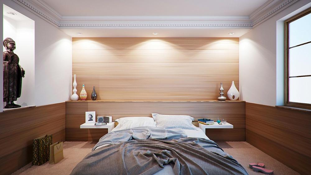 przytulna sypialnia aranżacje