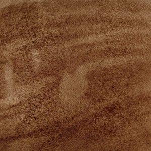 Poszewka dekoracyjna brązowa welwetowa 40x40 gładka