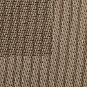 Podkładka kwadratowa na stół 35x35 wodoodporna mata cappuccino
