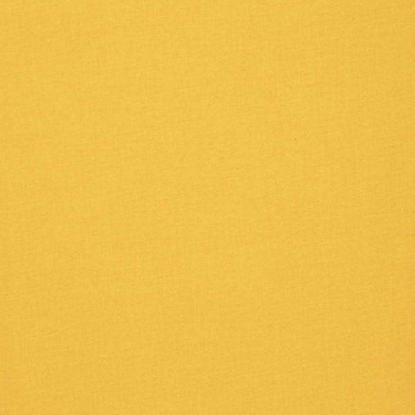 Prześcieradło bawełniane musztardowe matowe gładkie 220x240