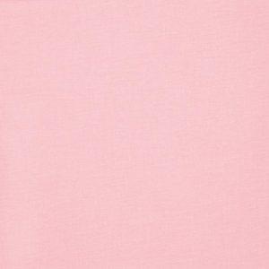 Prześcieradło bawełniane pudrowy róż matowe gładkie 220x240