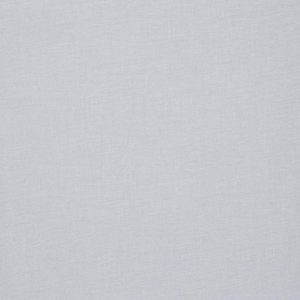 Prześcieradło bawełniane jasno szare matowe gładkie 220x240